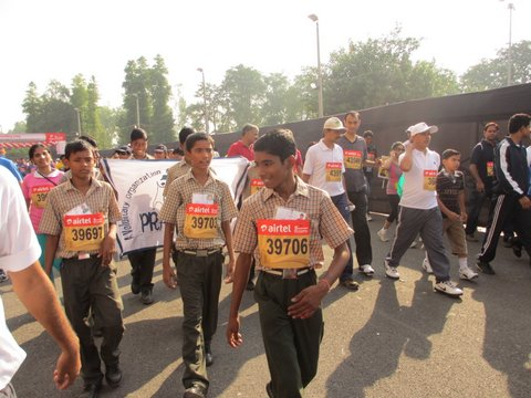airtel marathon